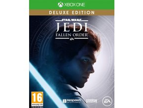 Xbox One Star Wars Jedi: Fallen Order - Deluxe Edition