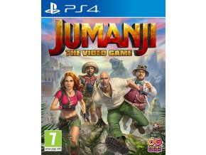 PS4 Jumanji: The Video Game