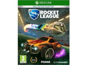Xbox One Rocket League: Collectors Edition