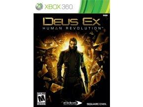 Xbox 360 Deus Ex: Human Revolution (Limited Edition)