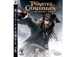 PS3 Pirates of the Caribbean: At World´s End