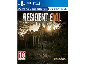 PS4 Resident Evil 7: Biohazard