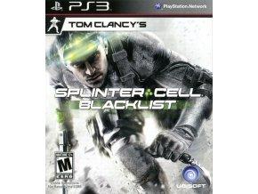 PS3 Tom Clancy's Splinter Cell: Blacklist