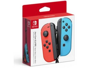 Nintendo Switch Joy-Con Pair Neon Red/Neon Blue
