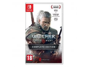Nintendo Switch The Witcher 3: Wild Hunt - Complete Edition