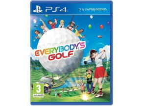 PS4 Everybodys Golf