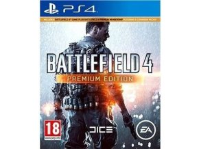 PS4 Battlefield 4 - Premium Edition