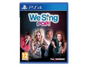 PS4 We Sing Pop!