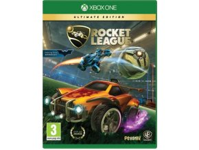 Xbox One Rocket League - Ultimate Edition