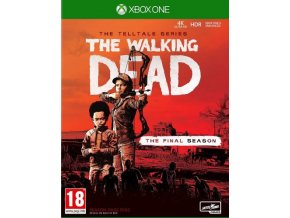 Xbox One The Walking Dead: The Telltale Series - Final Season