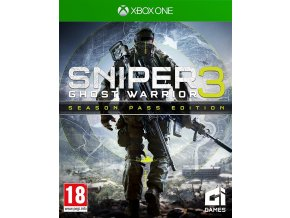 Xbox One Sniper: Ghost Warrior 3 - Season Pass Edition