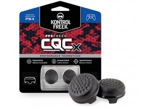 KontrolFreek Násady na analogové páčky pro PS4 - CQCX, 2 ks