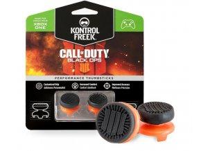KontrolFreek Násady na analogové páčky pro Xbox One - CoD: Black Ops 4 edice, 2 ks