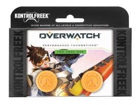 KontrolFreek Násady na analogové páčky pro Xbox One - Overwatch edice, 2 ks
