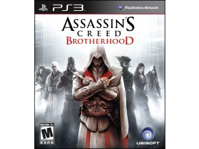 PS3 Assassin's Creed: Brotherhood