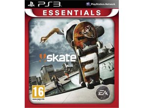 PS3 Skate 3 (Essentials)