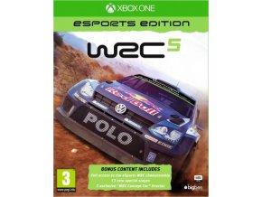x1 wrc5 esport edition
