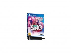 PS4 Let's Sing 2017