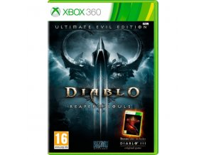 Xbox 360 Diablo 3: Reaper of Souls - Ultimate Evil Edition