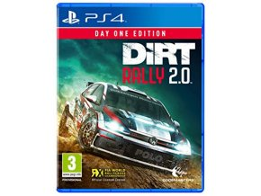 PS4 Dirt Rally 2.0 - Day One Edition