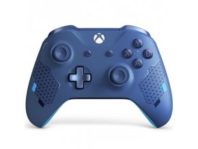 Microsoft Xbox One Wireless Controller Sport Blue