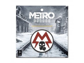 Odznak Metro: Exodus - Spartan