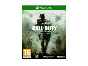 Xbox One Call of Duty: Modern Warfare Remastered