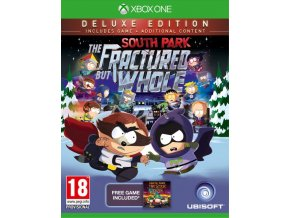 Xbox One South Park: The Fractured But Whole Deluxe Edition