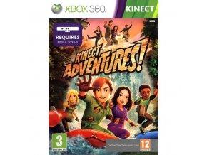Xbox 360 Kinect Adventures