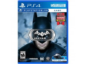 PS4 Batman: Arkham VR