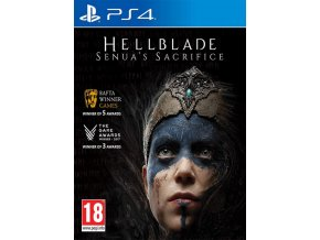 PS4 Hellblade: Senua's Sacrifice