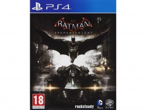 PS4 Batman: Arkham Knight