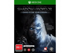 Xbox One Middle Earth: Shadow of Mordor - GOTY edition