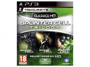 PS3 Tom Clancy's Splinter Cell Trilogy