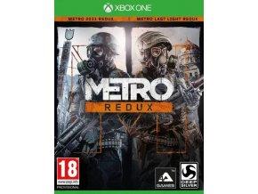Xbox One Metro Redux CZ