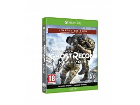 Xbox One Tom Clancy's Ghost Recon: Breakpoint - Limited Edition