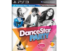 PS 3 DanceStar Party (Move)