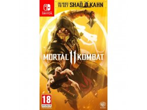 Nintendo Switch Mortal Kombat 11
