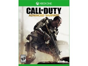 Xbox One Call of Duty: Advanced Warfare