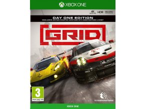 Xbox One Grid: Day One Edition