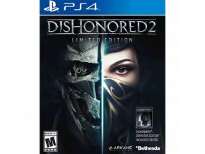 PS4 Dishonored 2
