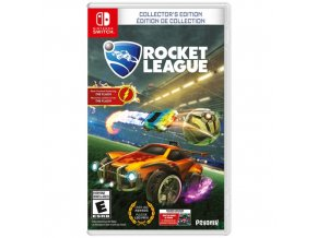 Nintendo Switch Rocket League Collectors Edition
