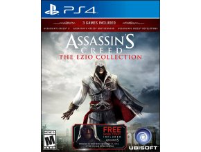 PS4 Assassin's Creed: The Ezio Collection CZ