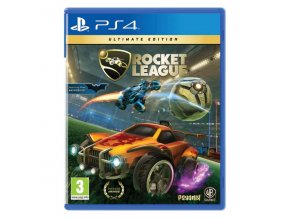PS4 Rocket League - Ultimate Edition