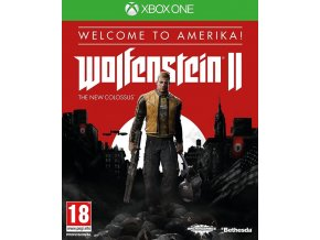 Xbox One Wolfenstein 2: The New Colossus - Welcome to Amerika Edition