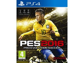 PS4 Pro Evolution Soccer 2016 (Day One Edition)
