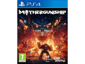 PS4 Mothergunship