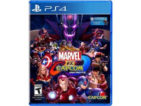 PS4 Marvel vs. Capcom Infinite