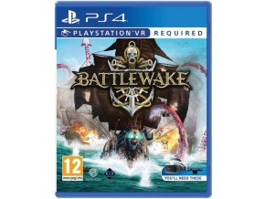 PS4 Battlewake VR