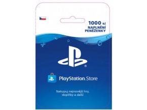 SONY PlayStation Store Kredit - 1000 Kč
